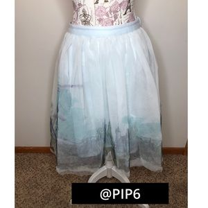 🚨50% off🚨 Disney Cinderella skirt/ small
